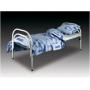 Кровати металлические для домов отдыха,  лагерей,  для рабочих бригад