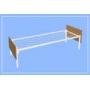 Металлические одноярусные,  двухъярусные,  трехъярусные металлические кровати оптом от производителя