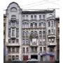 Большая уютная комната (21 м2)  посуточно в центре Санкт-Петербурга,  метро Василеостровская