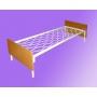 Металлические кровати для общежитий,  подсобок,  вагончиков