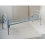 Двухъярусные металлические кровати оптом.  Кровати для общежитий,  кровати для хостелов,  кровати для интернатов от производител